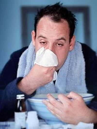 Colds and Antibiotics